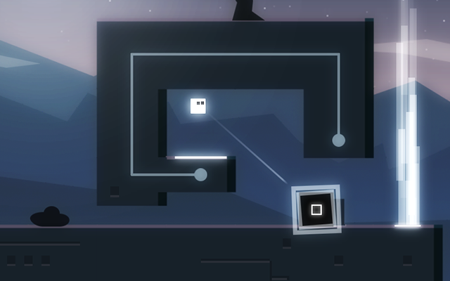 "Screenshot of ""Blink Gun"""