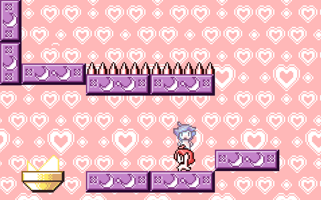 "Screenshot of ""Heart Star"""