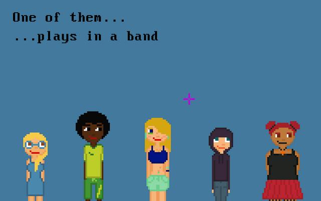 "Screenshot of ""One of them"""