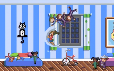 "Screenshot of ""Super Nanny Sleepytime Ultra HD Alpha Omega"""