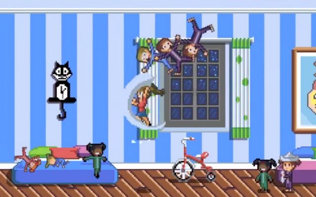 """Screenshot of """"Super Nanny Sleepytime Ultra HD Alpha Omega"""""""