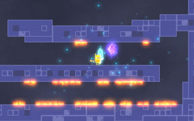 "Screenshot of ""The Legend of Light"""