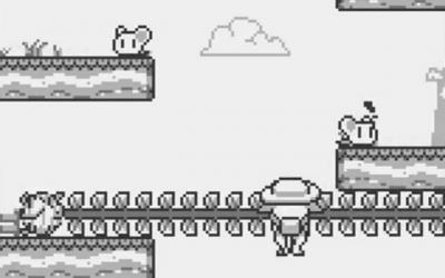 "Screenshot of ""Plant Cat: First Blossom"""