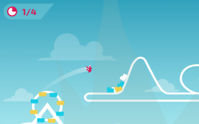 "Screenshot of ""Ride Jumper"""