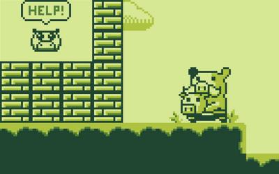 """Screenshot of """"Schweinballons"""""""