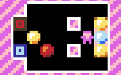 "Screenshot of ""Sticky Candy Puzzle Saga"""