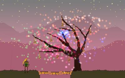 """Screenshot of """"Still Dreaming"""""""