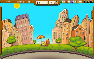 "Screenshot of ""The Hotdog Parable"""