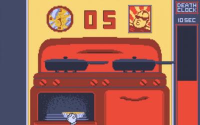 "Screenshot of ""Time To Cook, Comrade"""