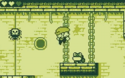 "Screenshot of ""Tiny Dangerous Dungeons"""