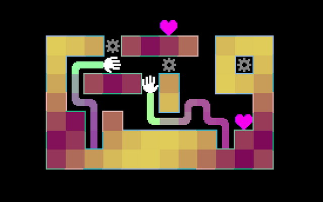 "Screenshot of ""Tough Love Machine"""