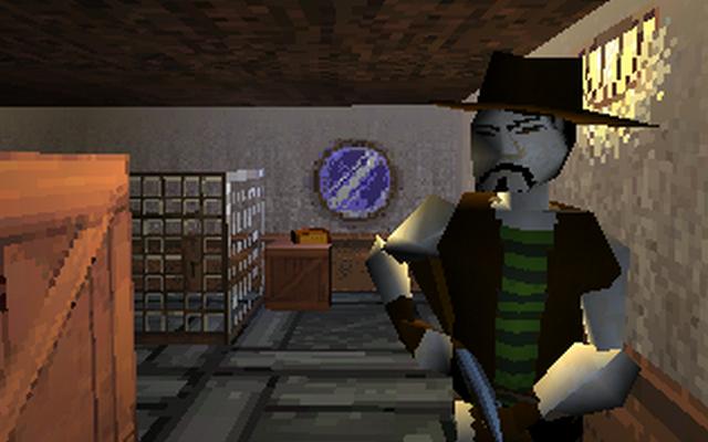 """Screenshot of """"Water Hazard"""""""