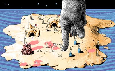 """Screenshot of """"Weird Egg & Crushing Finger"""""""