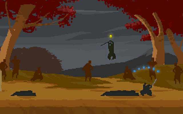"Screenshot of ""Yojimbrawl!"""