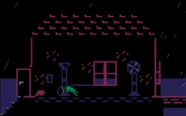 "Screenshot of ""Frog Home"""