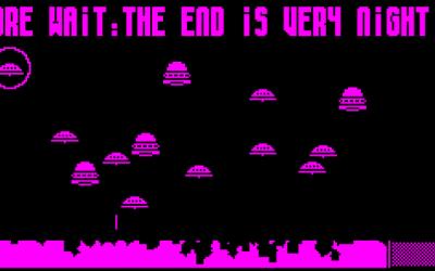 "Screenshot of ""Loading… End"""