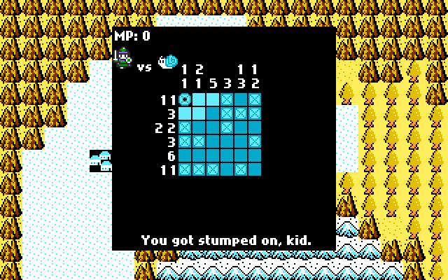 """Screenshot of """"PiX RPG"""""""