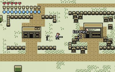 "Screenshot of ""Harvest"""
