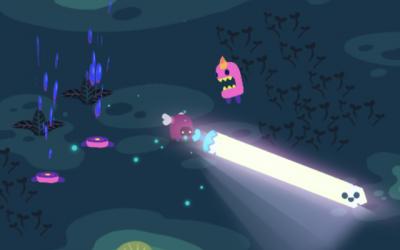 "Screenshot of ""Slash Quest"""
