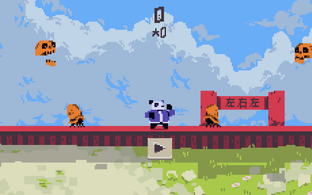 "Screenshot of ""Ultimate Panda"""