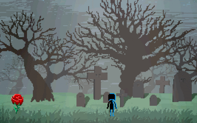 "Screenshot of ""The Fox's Ritual"""