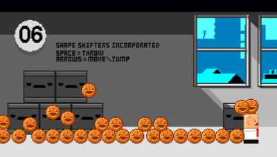 "Screenshot of ""Shape Shifters Inc"""