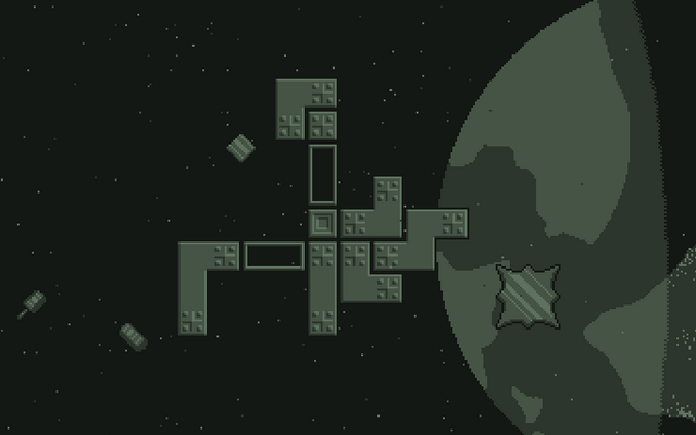 "Screenshot of ""Space Junk"""