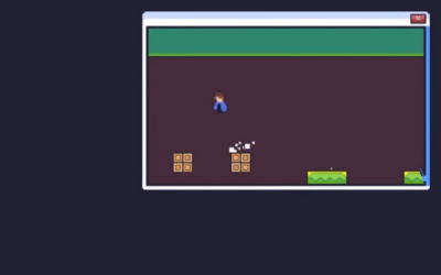 "Screenshot of ""windowframe"""