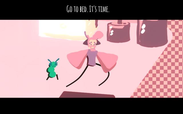 "Screenshot of ""10DaysOfDreaming"""