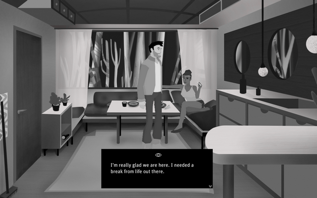 "Screenshot of ""Awake"""