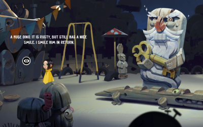 "Screenshot of ""Through the Playground"""