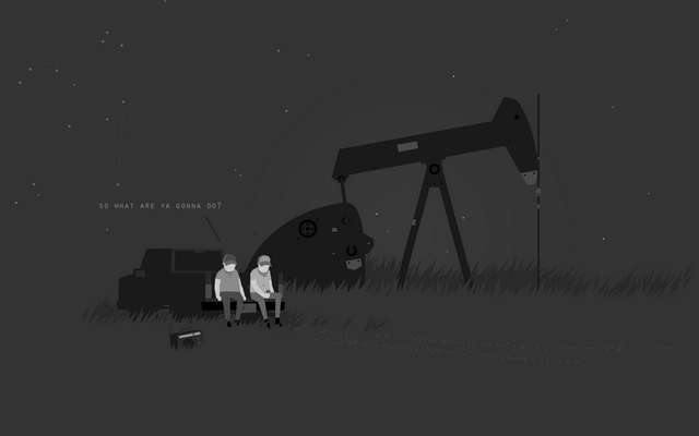 "Screenshot of ""Black Gold"""