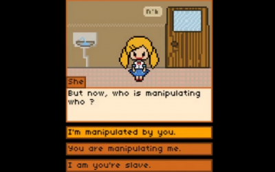 "Screenshot of ""SHE"""