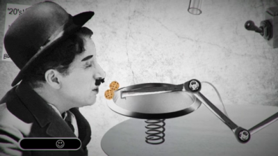 "Screenshot of ""The Eating Machine"""