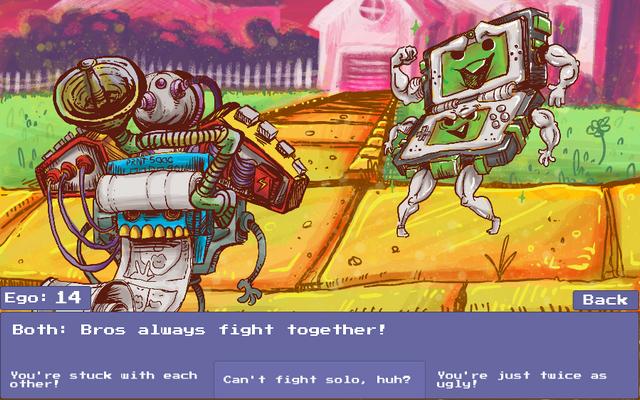 "Screenshot of ""Obsolete"""
