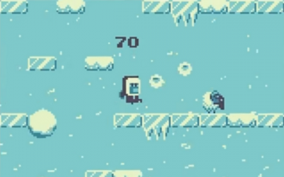 "Screenshot of ""Trappy Climb"""