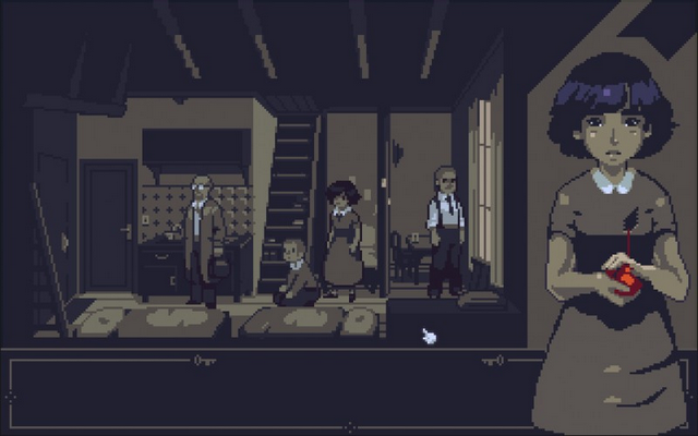 "Screenshot of ""Behind The Wallpaper"""