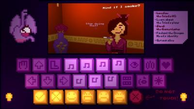 "Screenshot of ""The Chinese Room"""