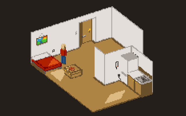 "Screenshot of ""one rooms"""
