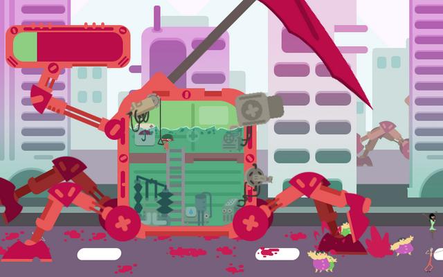 "Screenshot of ""Mechaxolotl Rampage"""