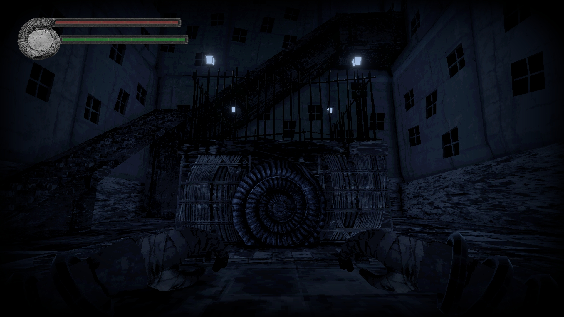 Screenshot of a untitled game by nuprahtor