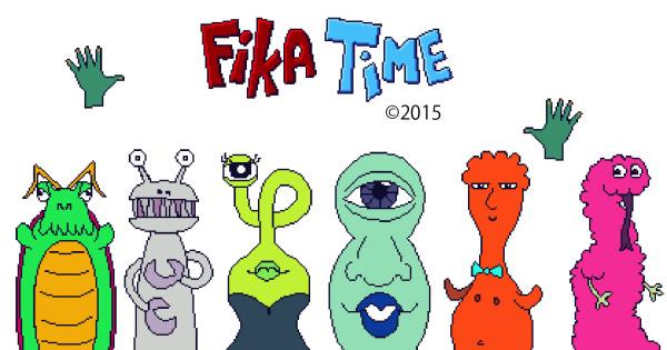 """Screenshot of """"Fika Time"""""""