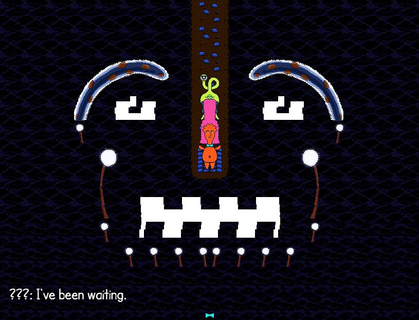 """Screenshot of """"Monster Garden"""""""