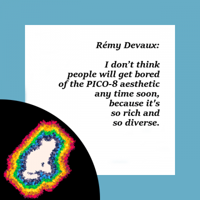 Talking Simulator: Rémy Devaux