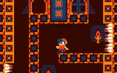 "Screenshot of ""Dungeon In a Bottle"""