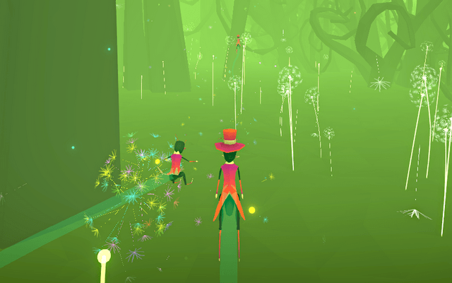 "Screenshot of ""Fast & Faeries"""