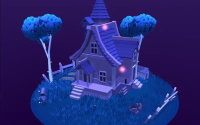 "Screenshot of ""Hex House"""