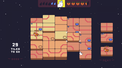 "Screenshot of ""Path of the Rabbit"""
