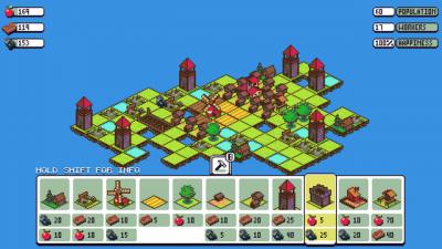 """Screenshot of """"Little Lands"""""""