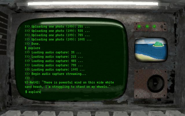 """Screenshot of """"Pod2000"""""""